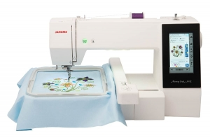 HAFCIARKA JANOME MC500E + PROGRAM + GRATISY